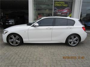 BMW 125i automatic 5-Door - Image 4
