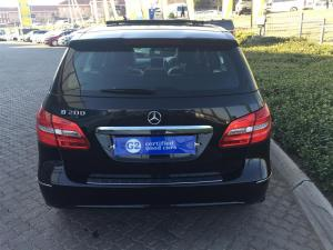 Mercedes-Benz B 200 BE automatic - Image 5
