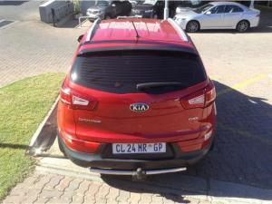 Kia Sportage 2.0 Crdi automatic - Image 5