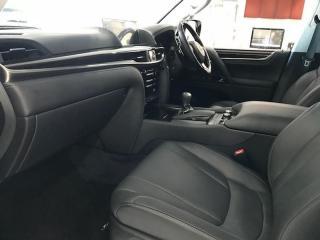 Lexus LX 4.5TD V8
