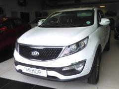 Kia Cape Town Sportage 2.0CRDi auto