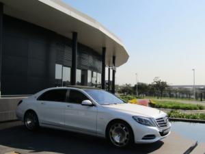 Mercedes-Benz S600 Maybach - Image 1