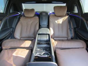 Mercedes-Benz S600 Maybach - Image 23