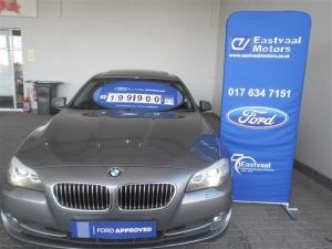 BMW 5 Series 520d steptronic - Image 1