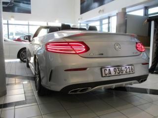 Mercedes-Benz AMG C43 Cabrio