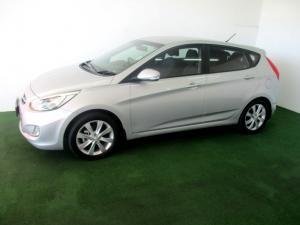 Hyundai Accent 1.6 Fluid 5-Door - Image 7