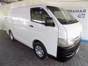 Toyota Quantum 2.7 panel van - Image 1
