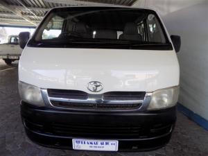 Toyota Quantum 2.7 panel van - Image 2