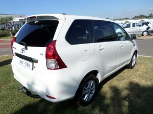 Toyota Avanza 1.5 TX - Image 5
