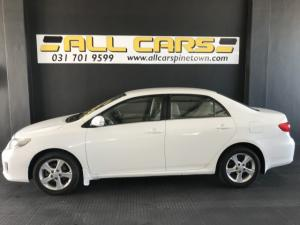 Toyota Corolla 1.3 Advanced Heritage Edition - Image 2