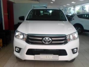 Toyota Hilux 2.4 GD-6 SRXD/C 4X4 automatic - Image 1