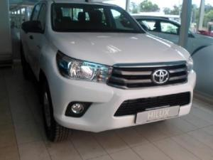 Toyota Hilux 2.4 GD-6 SRXD/C 4X4 automatic - Image 2