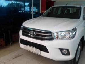Toyota Hilux 2.4 GD-6 SRXD/C 4X4 automatic - Image 6