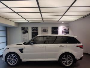 Land Rover Range Rover Sport 5.0 V8 Single Cab SVR - Image 3