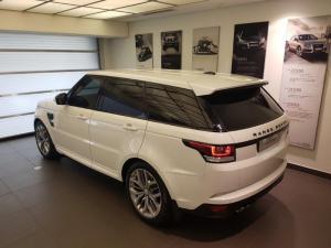 Land Rover Range Rover Sport 5.0 V8 Single Cab SVR - Image 4