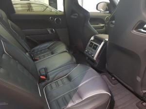 Land Rover Range Rover Sport 5.0 V8 Single Cab SVR - Image 9