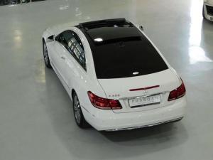 Mercedes-Benz E-Class E400 coupe - Image 19