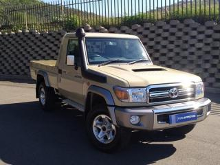 Toyota Land Cruiser 79 4.5DS/C