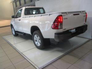 Toyota Hilux 2.4GD-6 4x4 SRX auto - Image 3