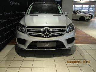 Mercedes-Benz GLS 350d