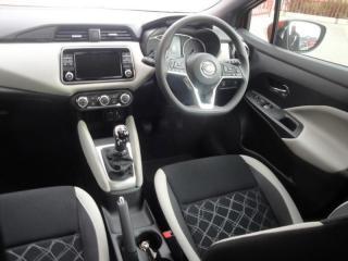 Nissan Micra 900T Acenta