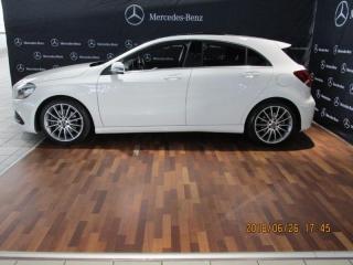 Mercedes-Benz A 220d AMG automatic