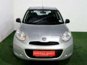 Nissan Micra 1.2 Visia+ Audio 5-Door - Image 5
