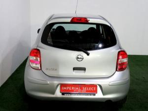 Nissan Micra 1.2 Visia+ Audio 5-Door - Image 6