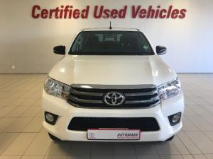 Toyota Hilux 2.4 GD-6 SRXD/C 4X4 automatic - Image 10