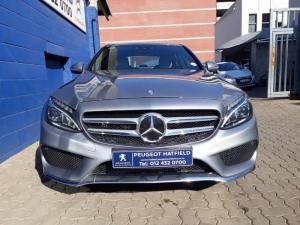 Mercedes-Benz C220 Bluetec AMG Line automatic - Image 2