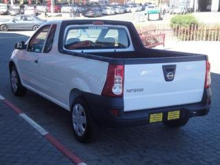Nissan NP200 1.6P/U Single Cab