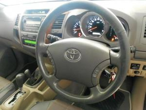 Toyota Fortuner 3.0D-4D 4X4 automatic - Image 6