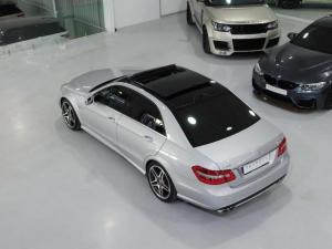 Mercedes-Benz E-Class E63 AMG - Image 19