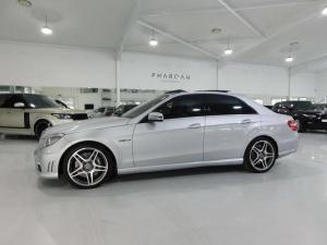 Mercedes-Benz E-Class E63 AMG - Image 1