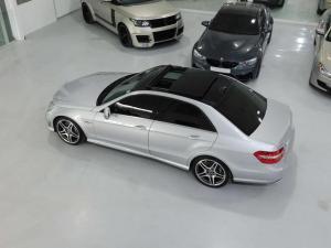 Mercedes-Benz E-Class E63 AMG - Image 20