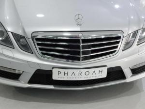 Mercedes-Benz E-Class E63 AMG - Image 4