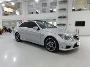 Mercedes-Benz E-Class E63 AMG - Image 6
