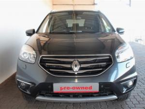 Renault Koleos 2.5 Dynamique 4X4 CVT - Image 2
