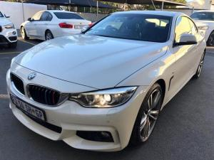 BMW 4 Series 428i coupe auto - Image 1