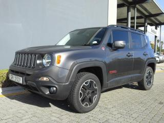 Jeep Renegade 2.4 Trailhawk automatic