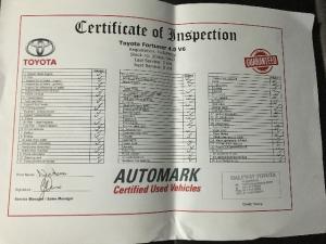 Toyota Fortuner 4.0 V6 4x4 - Image 18