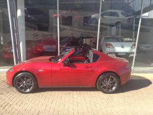 Mazda MX-5 RF 2.0 Roadster Coupe automatic - Image 4