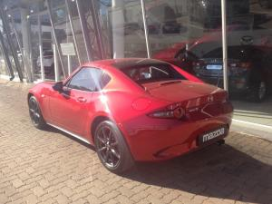 Mazda MX-5 RF 2.0 Roadster Coupe automatic - Image 7
