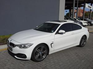 BMW 428i Coupe Sport Line automatic - Image 1