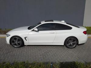 BMW 428i Coupe Sport Line automatic - Image 3