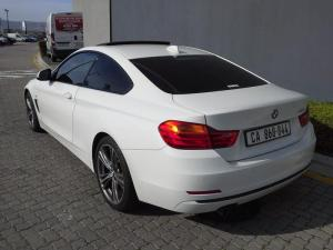 BMW 428i Coupe Sport Line automatic - Image 4