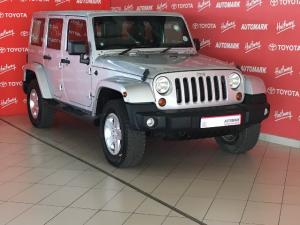 Jeep Wrangler Unlimited 3.6L Sahara - Image 1