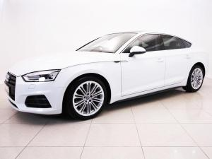 Audi A5 2.0 TDI Stronic - Image 1