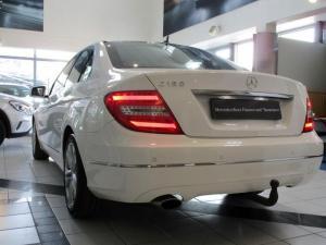 Mercedes-Benz C180 BE Avantgarde automatic - Image 4