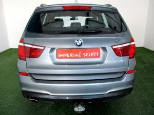 BMW X3 xDRIVE20d M Sport automatic - Image 10